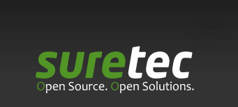 Suretec Logo - Open Source. Open Solutions.